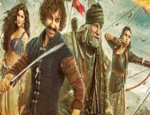 THUGS OF HINDUSTAN – Aamir Khan, Amitabh Bachchan – Ultimate VFX story